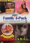Family #2 (4 Pack) Porn Movie