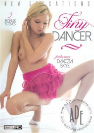 Tiny Dancer DVD Image from New Sensations.
