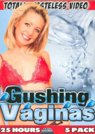 Gushing Vaginas 5-Pack Porn Movie