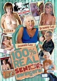 100% Real Senior Swingers Porn Video