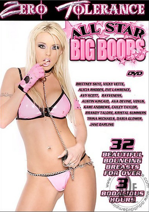 All Star Big Boobs