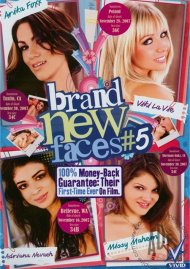 Brand New Faces #5 Porn Video