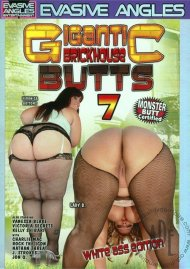 Gigantic Brick-House Butts 7 Porn Video