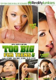 Too Big For Teens 5 Porn Video