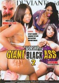 Worship My Giant Black Ass 2 Porn Video