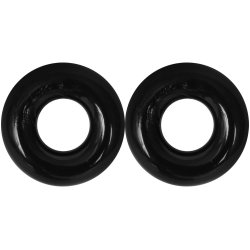 Stay Hard: Oversized Donut Rings - 2 pack Sex Toy