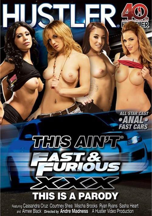������, XXX ������� / This Ain't Fast & Furious XXX: This Is A Parody (2014) DVDRip