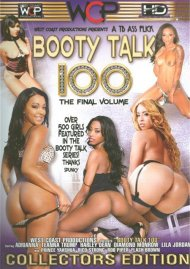 Booty Talk 100 DVD Image from West Coast Productions.