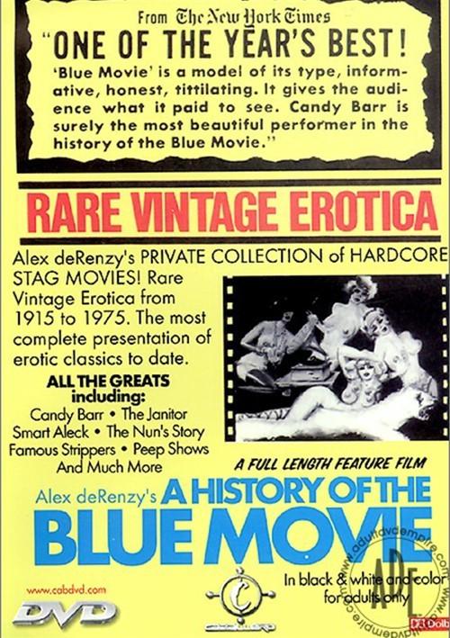 РЕТРО порно-фильмы. ХХХ до 90-х годов.