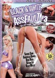 Black & White AssFault 3 Porn Video