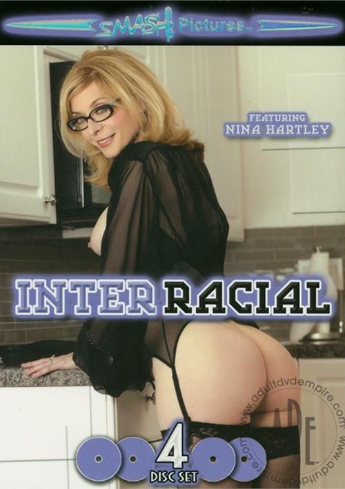 Interracial 4-Pack DVD Porn Movie Image