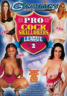 Pro Cock Swallowers League 2 Porn Movie