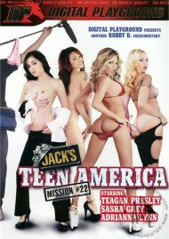 Teen America: Mission #22 Porn Video
