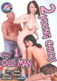 2 Young Chicks and 1 Old Man Porn Movie