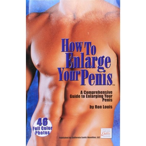 How To Enlarge Your Penis: A Comprehensive Guide To Enlarging Your Penis Image