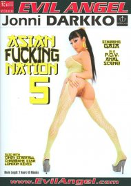 Asian Fucking Nation #5 HD Porn Video Image from Evil Angel.