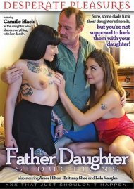 Father Daughter Seduction HD Porn Video Image from Desperate Pleasures.