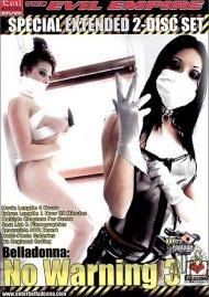Belladonna: No Warning 3 Porn Movie
