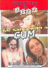 Monsters Of Jizz Vol. 9: Young Dumb & Covered In Cum Porn Video