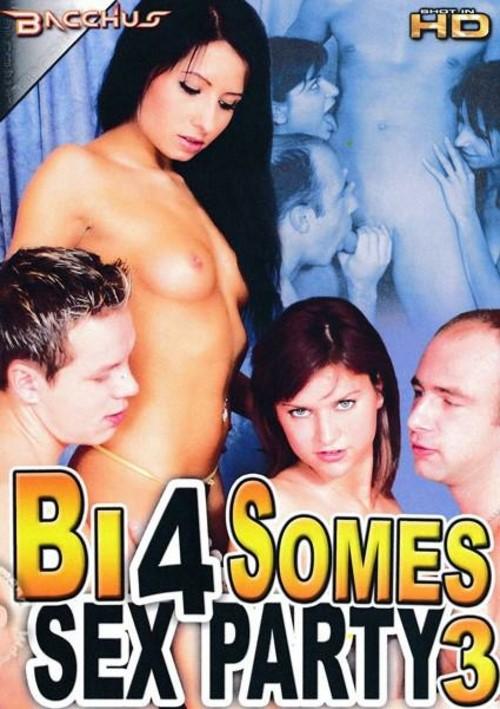 Threesome blowjobs licking cum Chop Shop