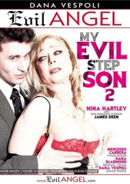 My Evil Stepson 2 DVD Image from Evil Angel.