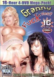 Granny Fuck Fest Porn Movie