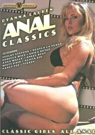 Stream Anal Classics Porn Video from Western Visuals!