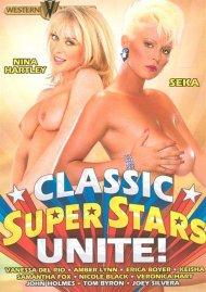 Classic Super Stars Unite! Porn Movie
