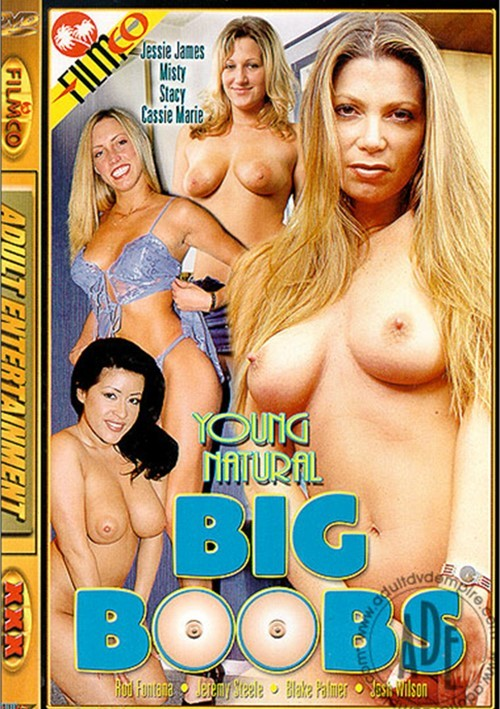 Young Natural Big Boobs