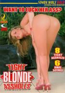 Tight Blonde Assholes Porn Video