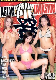 Asian Cream Pie Invasion Porn Video