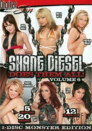 Shane Diesel Does Them All! Vol. 6 Porn Movie