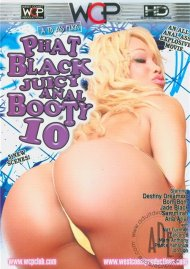 Phat Black Juicy Anal Booty 10 Porn Video