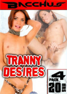 Tranny Desires 4-Pack Porn Movie