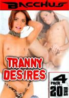 Tranny Desires 4-Pack Porn Movie