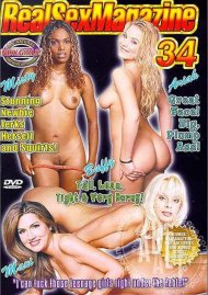 Real Sex Magazine 34 Porn Movie