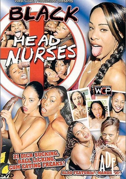 Black Head Nurses