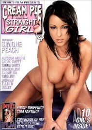 Cream Pie For The Straight Girl 4 Porn Movie