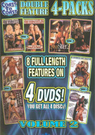 Double Feature 4-Packs #2 Porn Movie