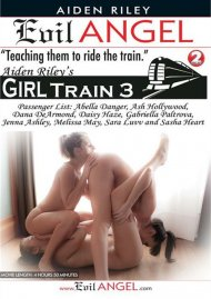 Stream Aiden Riley's Girl Train 3 HD Porn Video from Evil Angel.