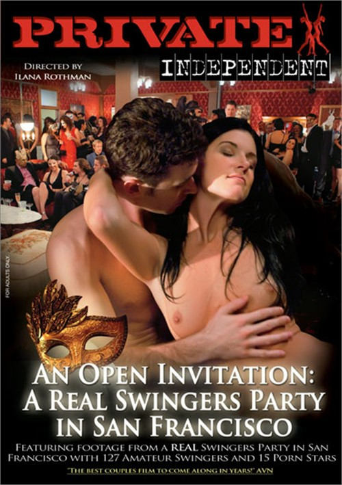 An Open Invitation: A Real Swingers Party in San Francisco Porn Movie