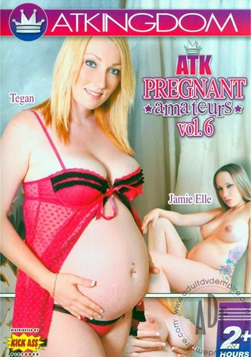 ATK Pregnant Amateurs Vol. 6