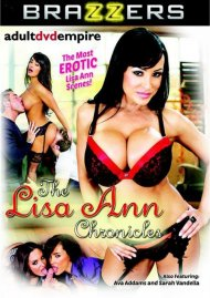 The Lisa Ann Chronicles DVD Image from Digital Sin.