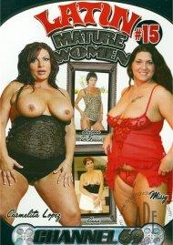Latin Mature Women 15 Porn Movie