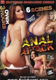 Anal Attack Porn Video