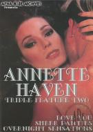 Annette Haven Triple Feature 2, The Porn Video