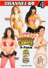 Latin Mature Women 4-Pack Porn Movie