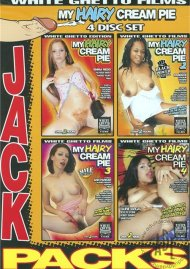 My Hairy Cream Pie [4-Pack] Porn Movie