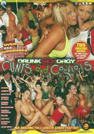 Drunk Sex Orgy: Cunts and Cocktails Porn Video