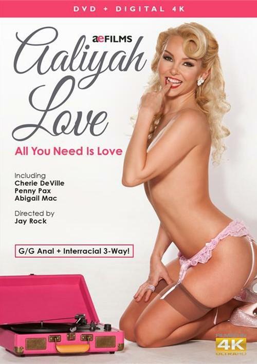 Aaliyah Love: All You Need Is Love Porn Movie